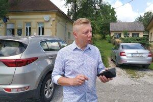 Prednosta Pacovský hovorí o problémoch s hľadaním nového pracovníka na stavebný úrad.