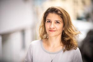 Psychiatrička Natália Kaščáková