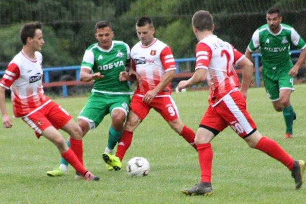 Futbalisti Gerlachova si v príprave zmerali sily aj s popredným treťoligistom z Lipian.