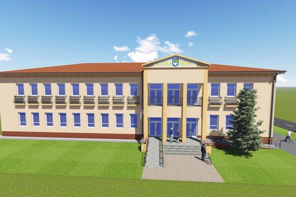 Budova po obnove zmení svoj architektonický vzhľad.