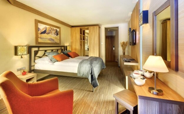 Grand Hotel Jasná 4*