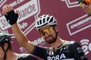 Peter Sagan na Strade Bianche 2020.