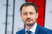 Minister Eduard Heger