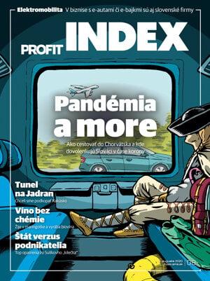 Článok vyšiel v augustovom čísle mesačníka INDEX.