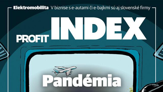 Augustové číslo mesačníka INDEX.