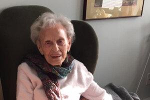 Gerri Schappalsová má 102 rokov a prežila infekciu španielskou chrípkou aj Covid-19.