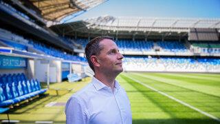 Kmotríkov manažér o národnom štadióne: Čo ja mám s pridelením dotácie? (rozhovor)