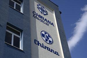 Chirana Medical v Starej Turej.