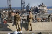 Pohľad na Bejrút po explózii pripomínal zábery z postapokalyptického filmu.
