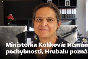 Kolíková