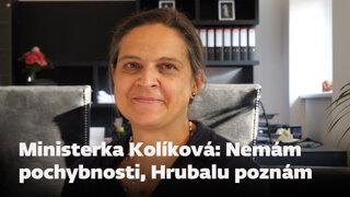 Kolíková vysvetľuje, prečo vybrala Hrubalu za šéfa Špecializovaného súdu