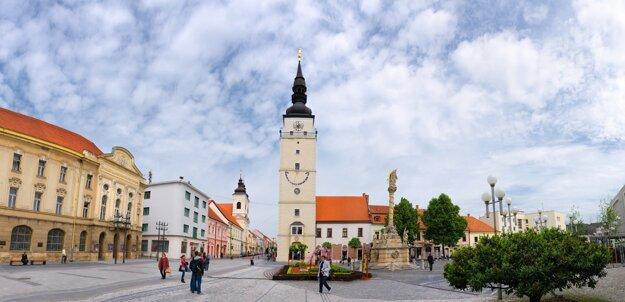Mestská veža Trnava
