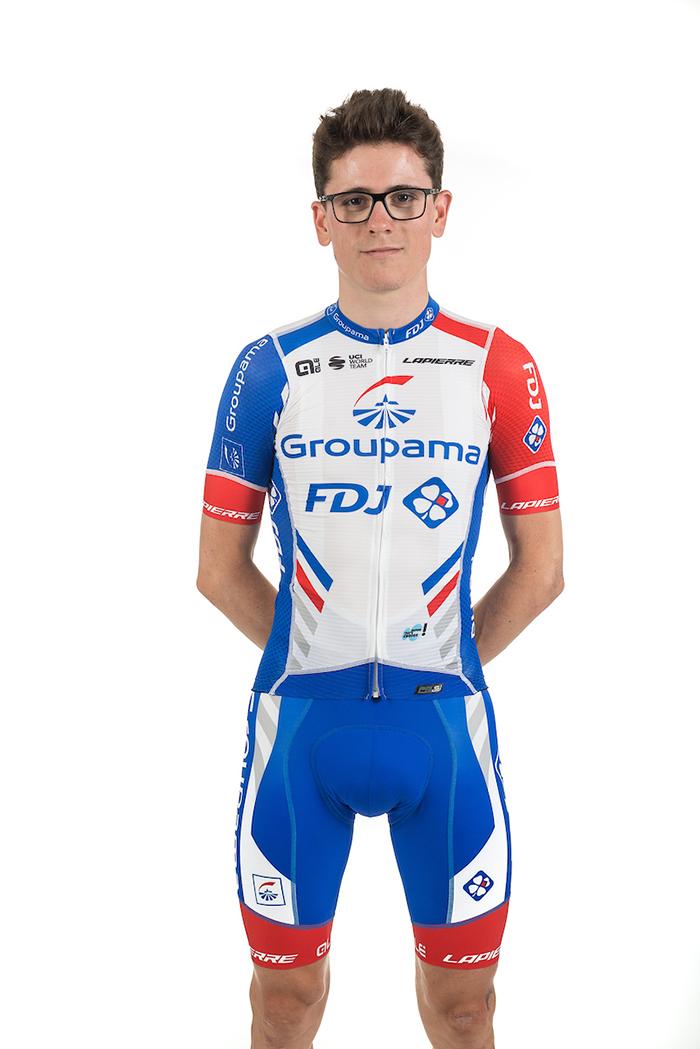 David Gaudu, cyklista, tím Groupama FDJ