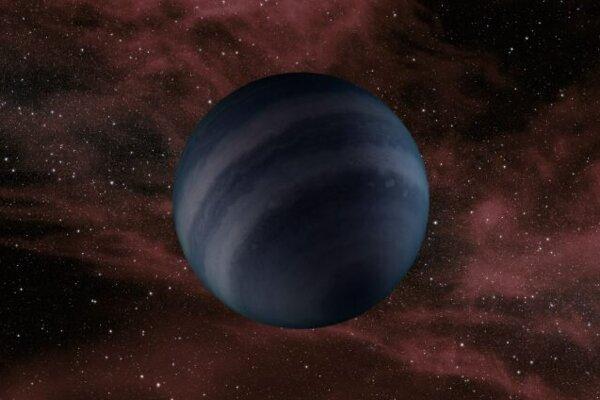 Umelecká predstava o tmavých hnedých trpaslíkoch, ktoré môžu pripomínať budúce čierne trpaslíky. Tieto mŕtve hviezdy ešte nejestvujú, no podľa novej štúdie sa postarajú o posledný ohňostroj, ktorý príde pri zániku vesmíru.