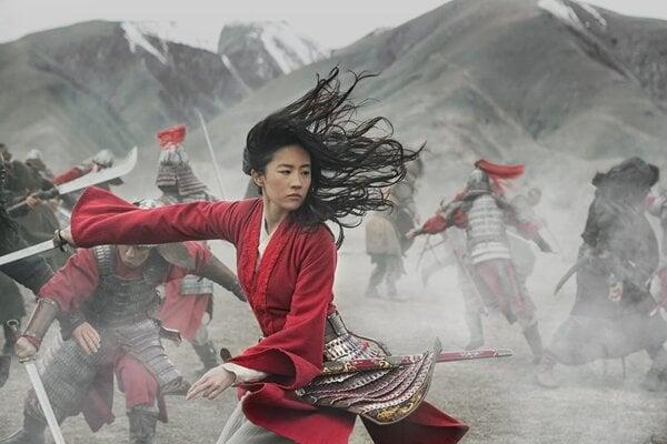 Film Mulan z produkcie Disney sa na čínsky trh dostal až po kontrole čínskych cenzorov.
