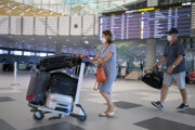 Turisti narýchlo opúšťajú Chorvátsko.