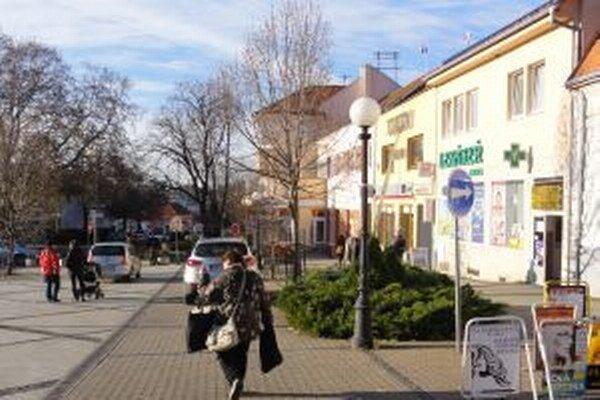 Zlaté Moravce čaká zmena územného plánu.