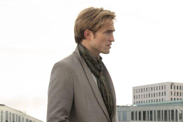 Americký herec Robert Pattinson.