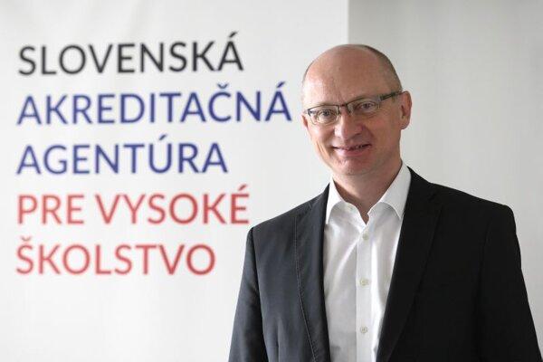 Robert Redhammer, predseda výkonnej rady Slovenskej akreditačnej agentúry.