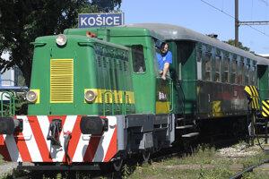Vlaková súprava má za sebou prvú jazdu.