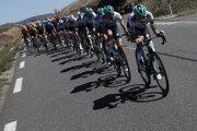 Tím Bora-Hansgrohe na Tour de France 2020.