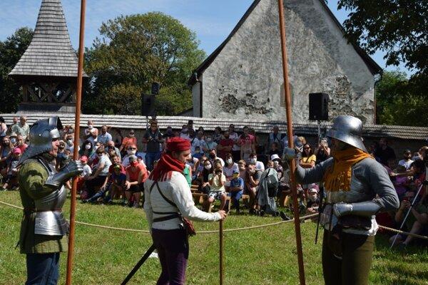 Festival opäť prilákal množstvo ľudí.