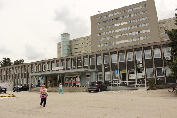 Nemocnica s poliklinikou Sv. Lukáša Galanta.