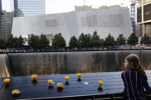 Ground Zero v New Yorku.