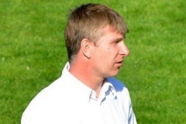 Športový riaditeľ FK Duslo Martin Babinec.