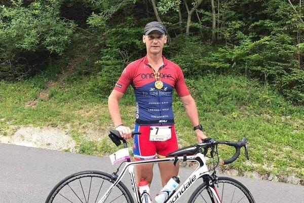 František Erazmus sa už teší na nedeľné podujatie, kedy sa uskutoční CTK Tour 2020. Cyklo podujatie v Topoľčanoch odštartuje v nedeľu 20. 9. od 10.00 hod.