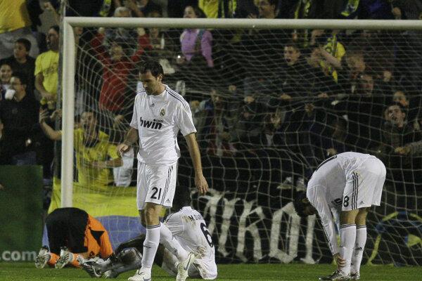 Christoph Metzelder ešte v drese Realu Madrid.