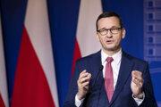 Poľský premiér Mateusz Morawiecki.