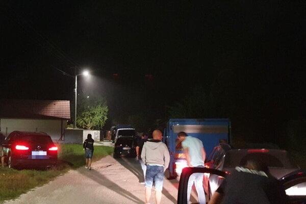 Národná kriminálna agentúra zadržala v rámci akcie Boží mlyn jedného z obvinených Ľudovíta Makóa.