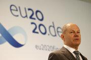 Nemecký minister financií Olof Scholz.