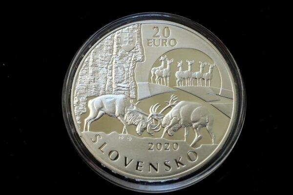 Chránená krajinná oblasť Poľana je motívom striebornej zberateľskej euromince, ktorú vydáva Národná banka Slovenska (NBS).