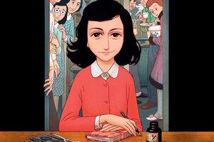 Denník Anny Frankovej.