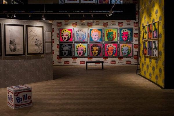 Múzeum moderného umenia Andyho Warhola v Medzilaborciach