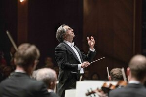 Viedenská filharmónia pod taktovkou Riccarda Mutiho