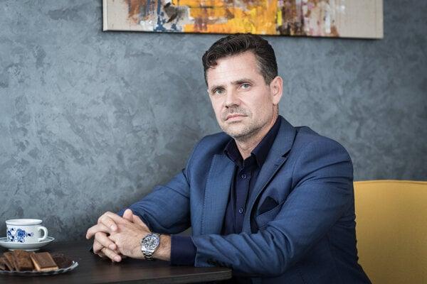 Predseda predstavenstva Arca Investments, a.s Rastislav Velič.