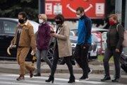 Na Slovensku od štvrtka 1. októbra 2020 opäť platí núdzový stav.