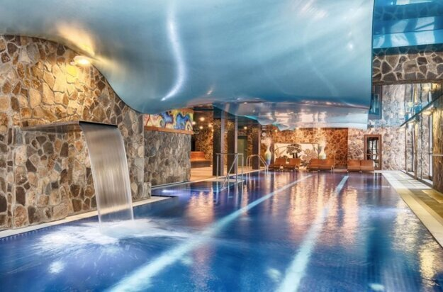 Wellness hotel Borovica 4*