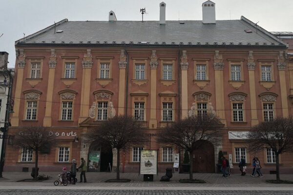 Technické múzeum v Košiciach.