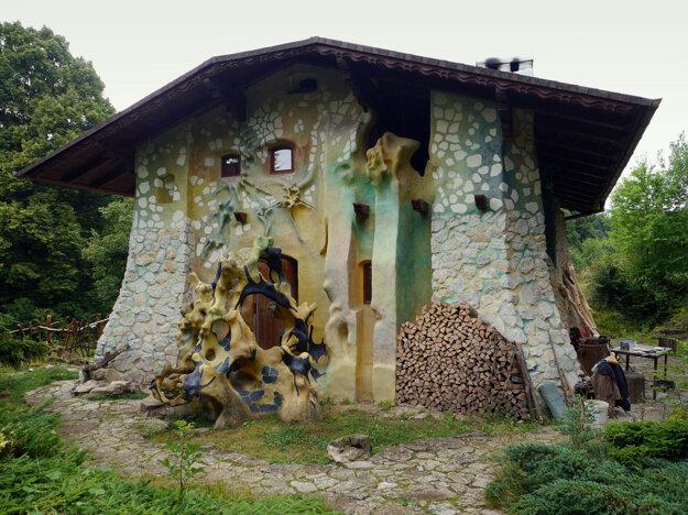 Rozprávkový dom pri Jablkonke