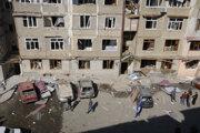Množia sa útoky na civilné ciele, od víkendu pokračujú útoky na hlavné mesto Náhorného Karabachu Stepanakert.