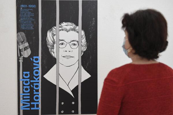 Výstava ponúka štyridsať portrétov.