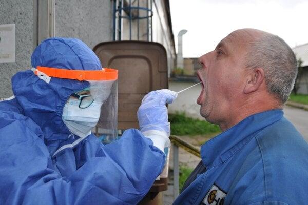 Dnes je k dispozícii niekoľko druhov testov na COVID-19.