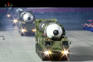 Severná Kórea sa pochválila novými strelami.