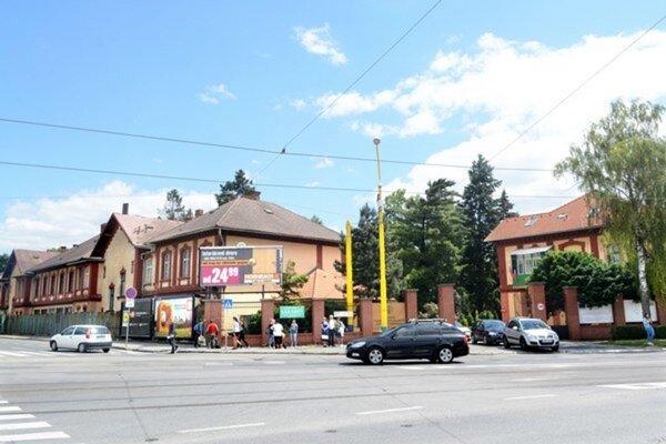 Univerzita veterinárneho lekárstva a farmácie v Košiciach.