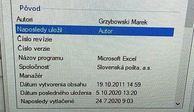 Tak pri predošlom tendri, ktorý získal Bonul, aj aktuálny sa spája s menom bývalého zamestnanca SBS Marekom Grzybowskim.