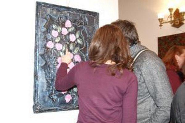 Výstava v synagóge potrvá do 1. apríla.